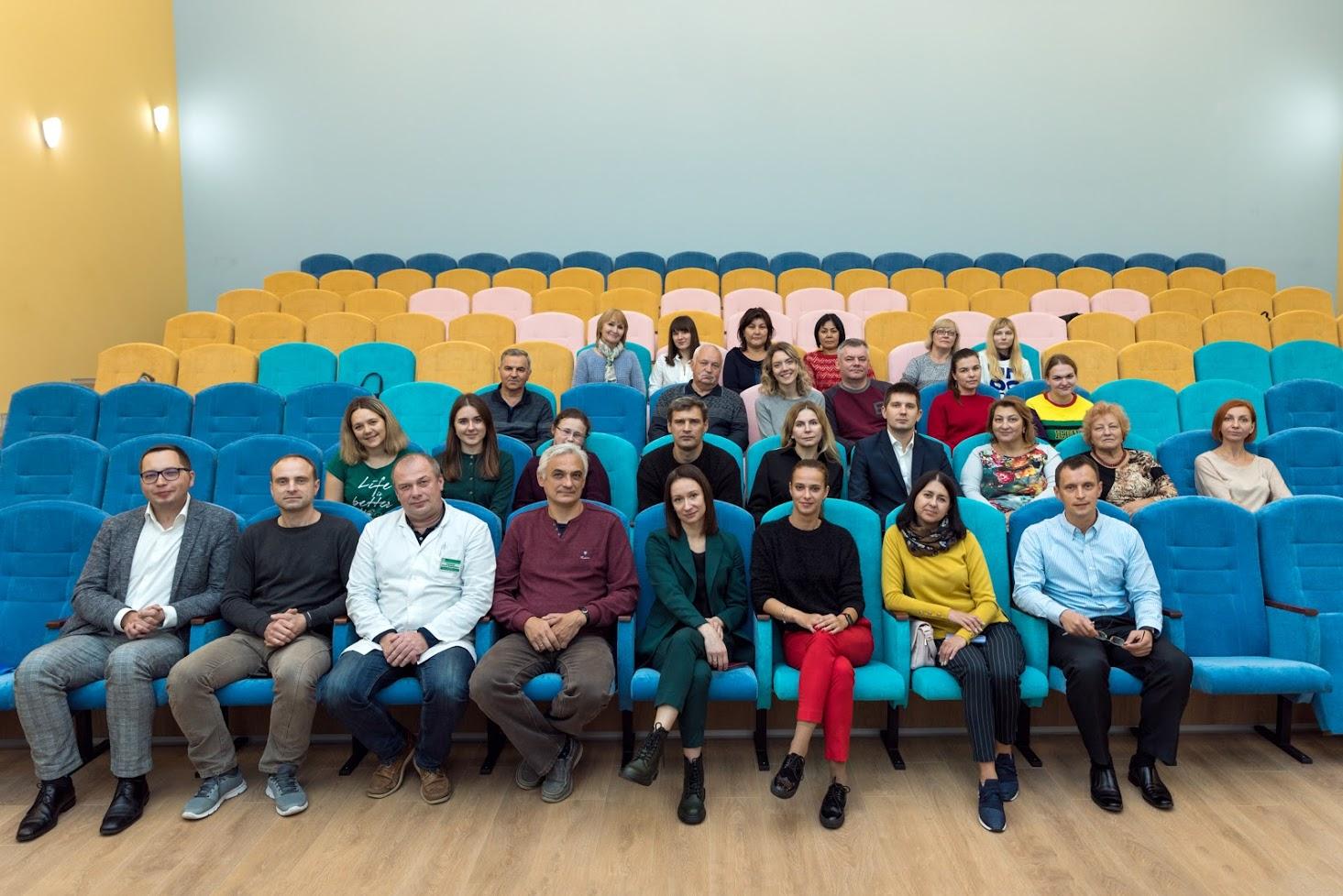 Фотоальбом. Конференция пациентов НАО. Минск 2019.